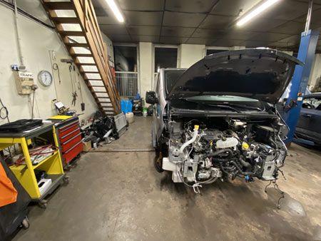 Entretien et réparation véhicules toutes marques